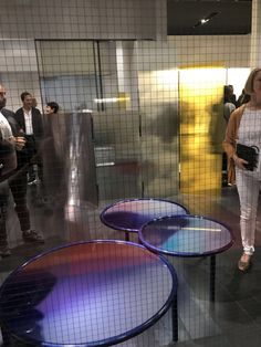 JIENARTS +86-18129907376 Milan International Furniture Fair  #软装#实物画#装置艺术画#