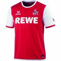 Das ist jetzt meins!! Ein Trikot vom 1. FC Köln! Hammer Geburtstagsgeschenk, danke!