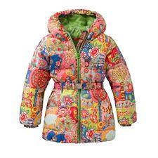 Oilily  Girls Chika Coat