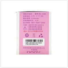 "wholesale 1 PCS New 5"" Explay HD Quad 3G Smartphone 2100mAh DOOV BL-G36 Battery Batterie Doov D10 / D10S Mobile phone Bateria|6eaa2962-76c5-45cb-9201-070143bea29b|Mobile Phone Batteries"