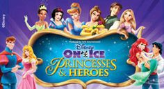 Preview of 'Princesses and Heroes' at the Webster Bank Arena
