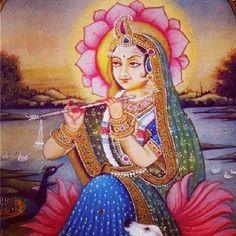 Lotus-Eyed Sri Krishna Krishna Art, Radhe Krishna, Amazing Artwork, Cool Artwork, Kali Goddess, Radha Rani, Lotus, September, Princess Zelda