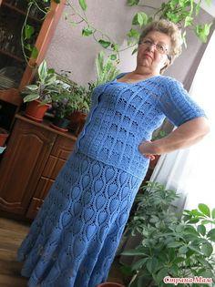 Vintage Crochet Patterns, Crochet Poncho Patterns, Tunic Pattern, Shawl Patterns, Red Crochet Dress, Crochet Tunic, Crochet Clothes, Ladies Poncho, Wedding Dresses Plus Size