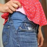 Take out your jean's waistband tutorial…aka make your pants bigger! and LOT MORE tutorials *