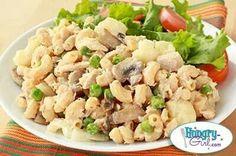 HG tuna noodle casserole 6 pts+