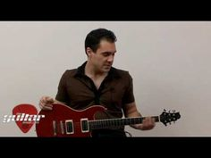 Beginner Guitar Lesson #5 - Guitar Notes, Fretboard and Tuning Your Guitar...