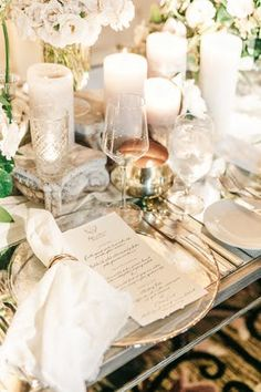 This glamorous ballroom wedding in California is infused with classic details, a stunning array of florals and a long sleeved lace wedding gown. Elegant Wedding, Dream Wedding, Wedding Planning Inspiration, Ballroom Wedding, Wedding Trends, Wedding Ideas, Reception Decorations, Marry Me, Jana Williams