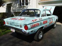 1961 Ford Falcon Gasser