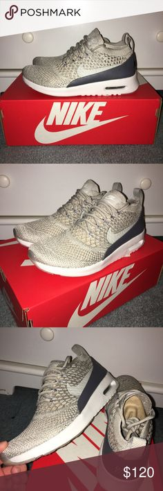 new arrival 29ca5 dbdc0 Wmns Nike Airax Thea Flyknit size 6.5 Brand new in box Women s size 6.5  Nike air max Thea Ultra Flyknit Retail   150.00 Nike Shoes Athletic Shoes