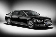 Audi A8 L Security: najbezpieczniejsze Audi w historii