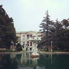 istanbul 돌마바흐체 궁전