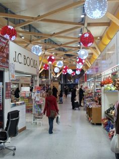 Sheffield Moor Market