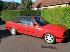 BMW 318i Cabrio Youngtimer