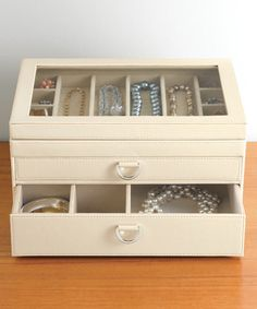 Jewelry Organization Tips  from The Container Store!