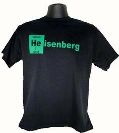 Heisenberg Elements Vintage Retro 80's