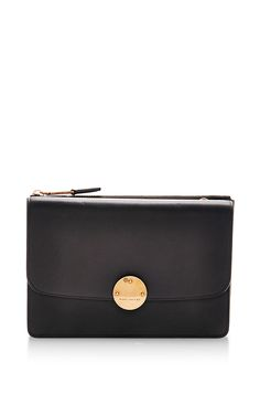 Party Girl Crossbody Bag In Black/Army by Marc Jacobs Now Available on Moda Operandi