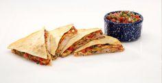 Boar's Head Bold Recipe : Jerk Turkey Quesadillas discoverboldflavor.com/recipe/jerk-turkey/jerk-turkey-quesadillas