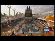 Tour Disney Cruise Line - Fantasy, Magic, Dream and Wonder 2013 http://southerncrosscruises.com Experience all the wonders of Disney on the ocean.