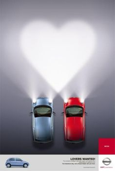 Print Advertising : adv / Nissan Print Advertising Campaign Inspiration adv / Nissan Advertisement Description adv / Nissan Don't forget to share the post, Sharing is love ! Clever Advertising, Advertising Poster, Advertising Campaign, Advertising Design, Marketing And Advertising, Marketing Digital, Guerilla Marketing, Street Marketing, Media Design