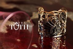 Slovakian folk ornaments on the bracelet by Petra Toth Jewellery Chic Dress, Cuff Bracelets, Folk, Jewellery, Ornaments, How To Make, Collection, Women, Style