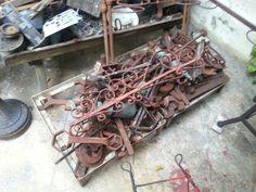 Misc metal components