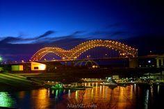 Memphis | Memphis bridge over Mississippi