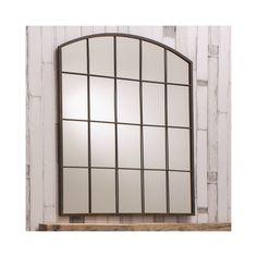 Rockford Window-Like Style Wall Mirror FOL100057