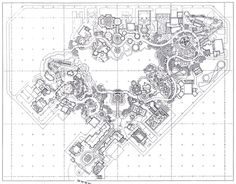 Architecture Portfolio Layout, Architecture Building Design, Landscape Architecture, Landscape Design, Resort Plan, Plan Sketch, Park Resorts, Master Plan, Urban Planning