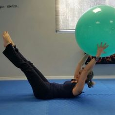 Fitball#Pilates