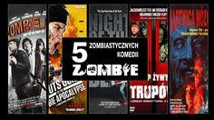 Zapraszamy na pierwszy odcinek o komediowych horrorach lub jak kto woli horrorowych komediach. Dzisiaj 5 komedii z zombiakami.  -1- Night of living Deb - Noc żywej Deb (2015) -2- Shaun of the Dead - Wysyp żywych trupów (2004)  -3- Zombieland (2009) -4- Scouts Guide to the Zombie Apocalypse - Łowcy zombie (2015) -5- Brain Dead - Martwica mózgu (1992)