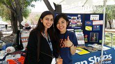 Resource Fair #CSUFOrientation2015 #FpNSO2015 #CSUF #TitanShops