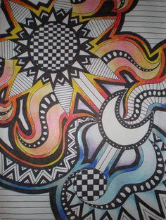sharpie doodles by Donnabot.deviantart.com on @deviantART