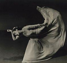 "Barbara Morgan, ""Martha Graham, Letter to the World, 'Kick'"" 1940. American Photography at the National Gallery of Canada"