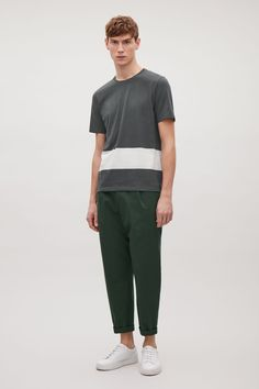COS | Colour-block t-shirt