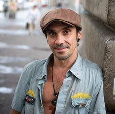 Manu Chao, the great troubadour, would fit in here