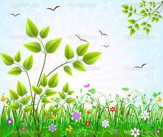 florales en vectores - Buscar con Google