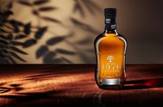 Jura whisky 1976 single malt advertising photography by Chris Lomas