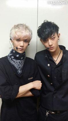 EXO Luhan & Tao. . . WELL DAMN
