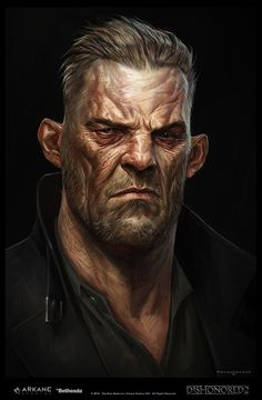 ArtStation - DISHONORED2 Pack04-2014_2015, Cedric Peyravernay