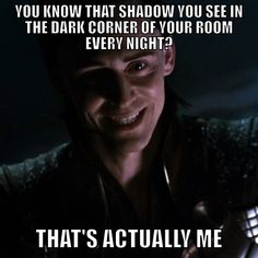 I'm cool with that...can I just go...do my homework or something...in that dark corner?