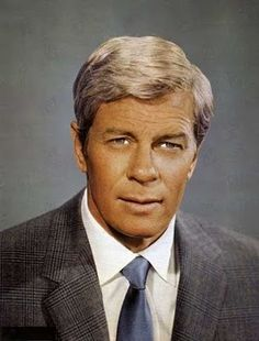 Peter Graves....Mission:Impossible.  He is the brother of James Arnass of Gunsmoke... and he's awesome... =)