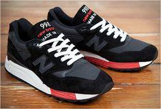 Shoe, Sneaker, NEW BALANCE M998BR
