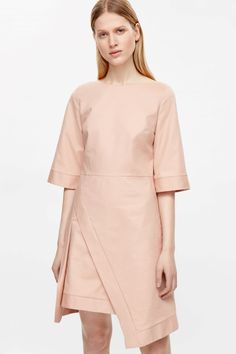 COS | Dress with draped skirt