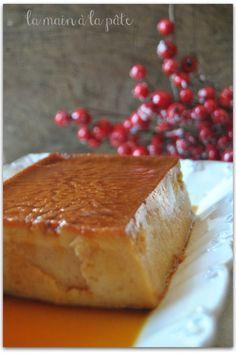 flan aux beignets