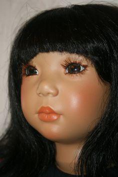 Annette Himstedt Shireem Doll, MIB w/Shipper.
