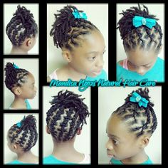 Kids locs by NeciJones