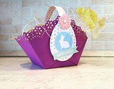 #Pasqua, #uovo, #faidame, #cestino, #scrapbooking