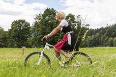 Hotel Kaiser in Tirol // Wilder Kaiser // Scheffau // Mountainbiking // Vital aktiv // Aktiv Urlaub // Urlaub mit Kindern Wilder Kaiser, Aktiv, Hiking, Family Vacations, Sporty, Walks, Trekking, Hill Walking