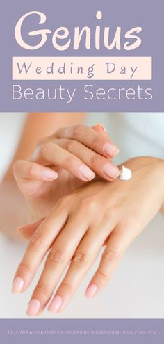 Genius Wedding Day Beauty Secrets - The Inspired Bride Wedding Vows, Budget Wedding, Wedding Guest Book, Wedding Planner, Wedding Day, Diy Wedding Makeup, Wedding Planning Tips, How To Look Classy, Beauty Secrets