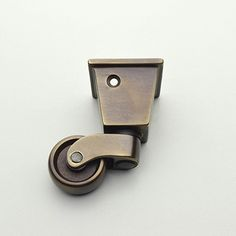 """H-74 1-1/4"""" Square Cup Caster"""